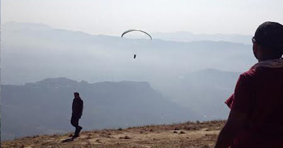 Taking-off-Sarangkot-mj-pramik